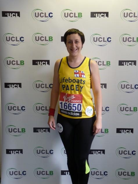 Catherine Marathon 2010