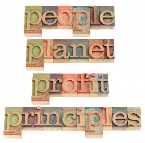 People planet profit principles