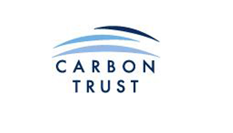 carbon trust logo for news stories